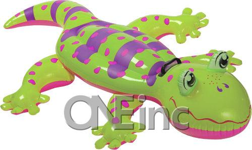 Gecko Ride On Pool Float