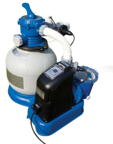 Above Ground Pool Pumps and Filters