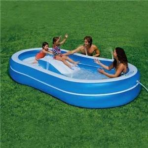 Slide 39 N Fun Play Center Kiddie Pool