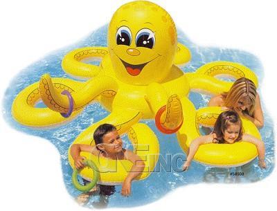 Octopus Fun Pool Float