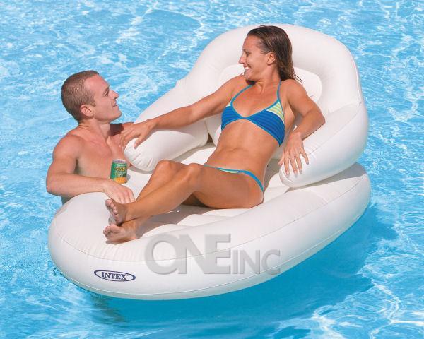 Comfy Cool Lounge Pool Float
