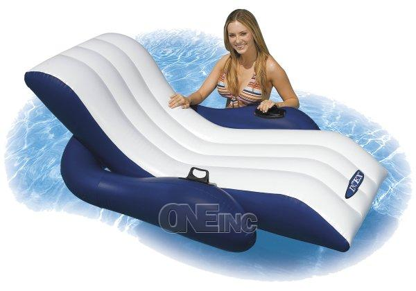 Floating Recliner Pool Float Lounge