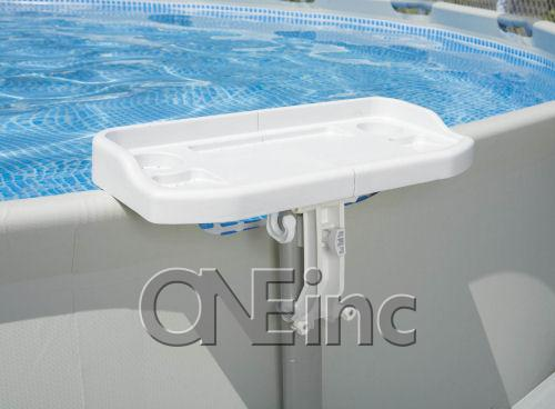Side Tray For Any Frame Pool