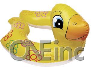 Animal Split Pool Swim Ring Duck