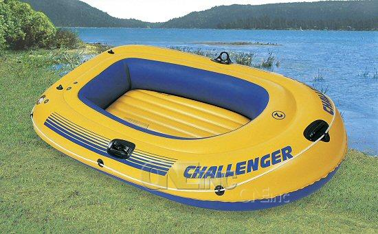 Challenger 2 Inflatable Lake Boat