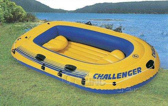 Challenger 3 Inflatable Lake Boat