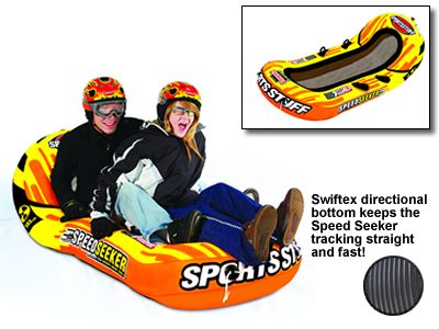 Speedseeker Snow Tube Sled