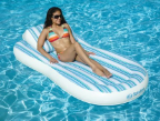 Pillow Top Floating Mattress Pool Float