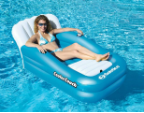 Over-sized Cooler Couch Pool Float