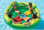 Shock Rocker Pool Float