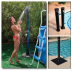 Outdoor Solar Shower™ w/ Base