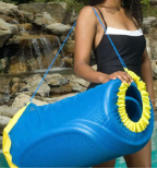 Handy Pool Float Tote