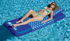 Designer Mattress™ Floating Lounger Pool Float