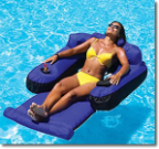 Ultimate Floating Lounger Pool  Float