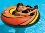 Power Blaster Pool Float