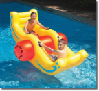 Big Sea-Saw Rocker Pool Float