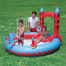 Interactive Castle Inflatable Kids Play Pool (SKU: BW-NT5010)